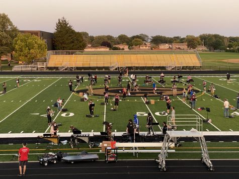 Bandemic: How Marching Band has Continued to Practice Through COVID-19?