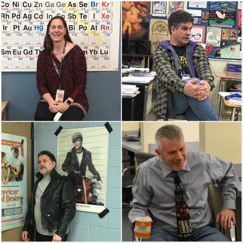 GNs retiring teachers